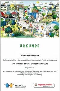 20131010 Urkunde Schönste Strasse Deutschlands_2